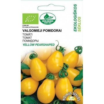 TOMATID YELLOW PEARSHAPED