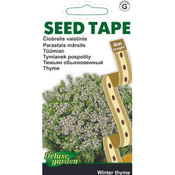 Tüümian Winter thyme seed tape