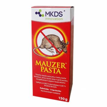 Pasta Mauzer 150 G