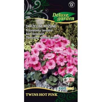 Aed rõngaslill Twins Hot Pink