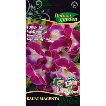 Toreenia Kauai Magenta