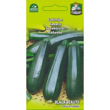 Suvekõrvits Black Beauty