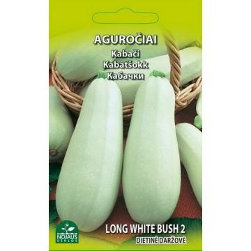Kabatšokk Long White Bush 2