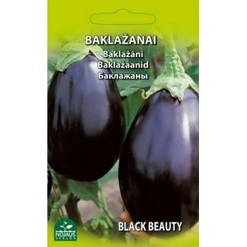 Baklažaan BLACK BEAUTY 1g