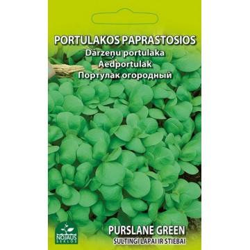 Aedportulak Purslane Green