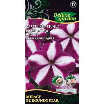 Petuunia Mirage Burgundy Star