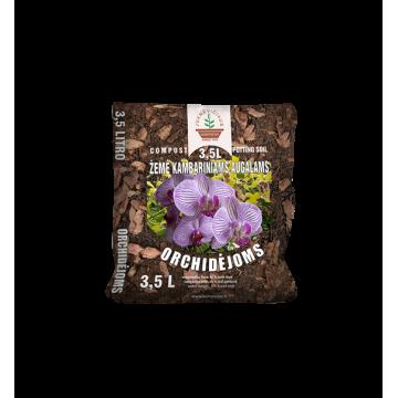 Orhideemuld 3,5 L
