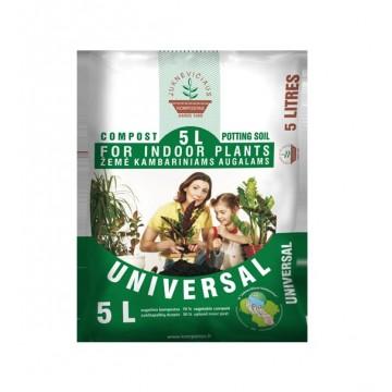 Kompostmulla Universal (5 L)