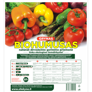 Biohuumus 10 l