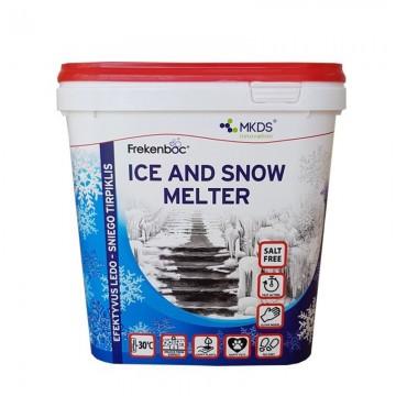Jää ja lume lahusti (5 L)