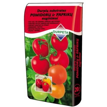 Tomati- ja paprikaturvas 20 l