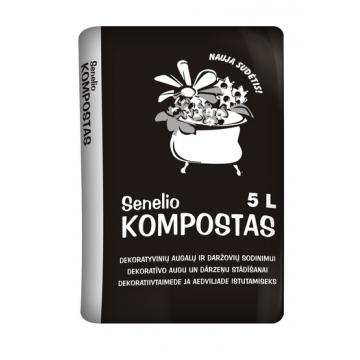 Kompostmuld SENELIO (5 L)
