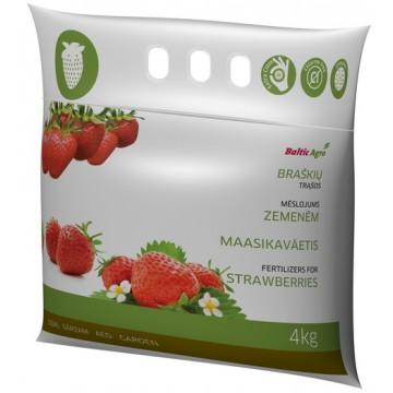 Maasikaväetis 4kg